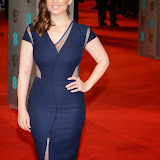 OIC - ENTSIMAGES.COM - Hayley Atwell at the EE British Academy Film Awards (BAFTAS) in London 8th February 2015 Photo Mobis Photos/OIC 0203 174 1069