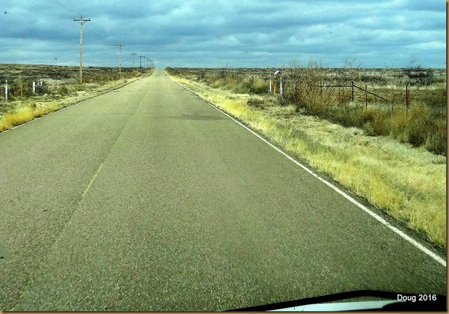 Hwy 54, Texas panhandle
