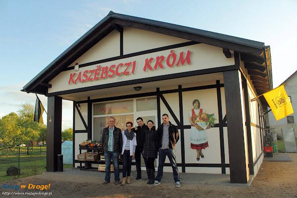 Nasza wizyta w sklepiku Kaszëbsczi Króm