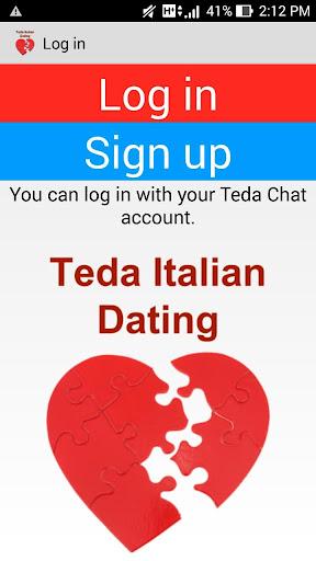 Teda Italian Dating Love