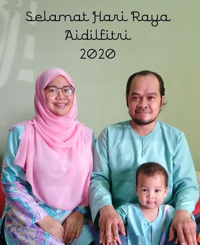 Salam Aidilfitri PKP 2020