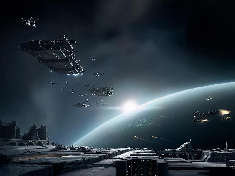 Space Forces, Fiction 1
