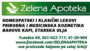 Zelena Apoteka Homeopatski Lekovi