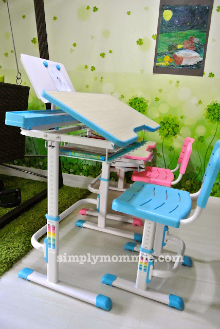 ergonomic table chair for children