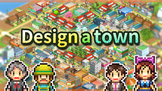 Dream Town Story Apk Download For Android and Iphone 6