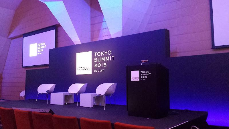 DECODED FASHION TOKYO SUMMIT 2015