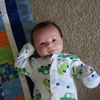 Ethan at 7 Weeks