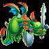 Dragón Caballero Natura | Nature Knight Dragon