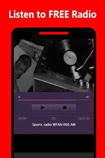 WFAN Sports Radio 660 AM New York, not official