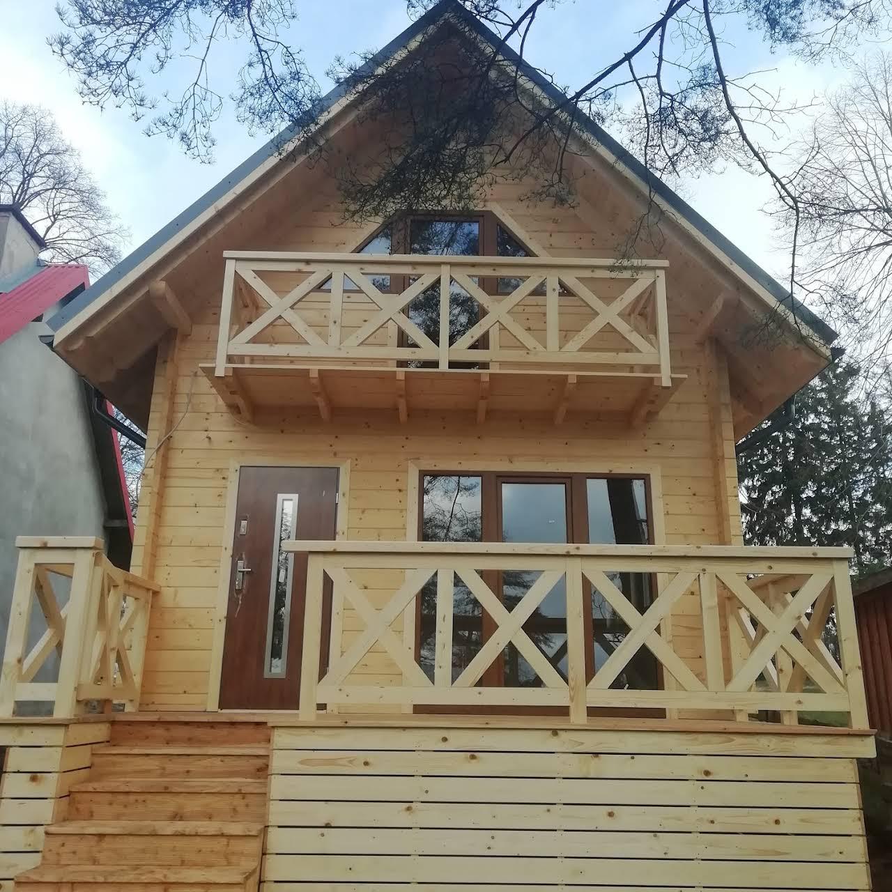 Natural Wood Pracownia Stolarska Budowa Domów Z Bali