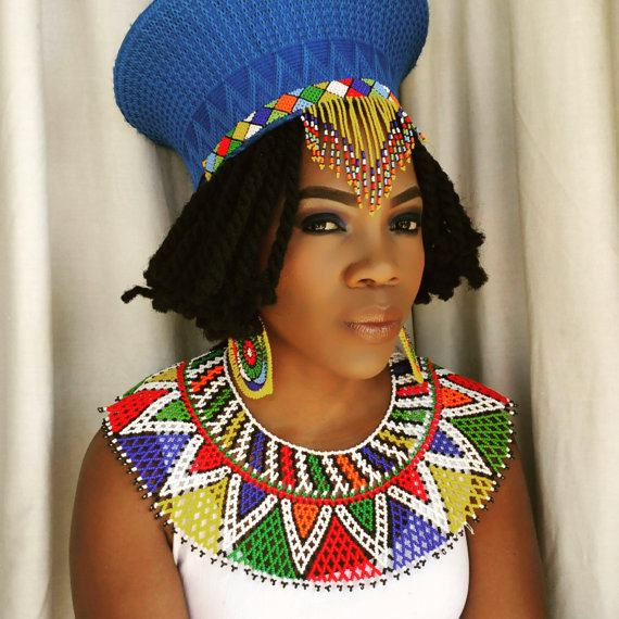 Zulu Traditional Outfits 2018 South Africa Styles 7