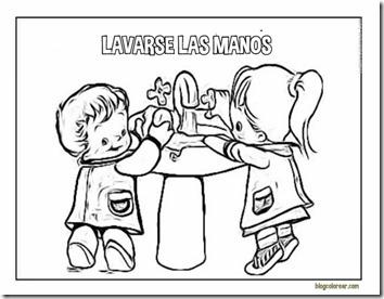 lavare las manos53