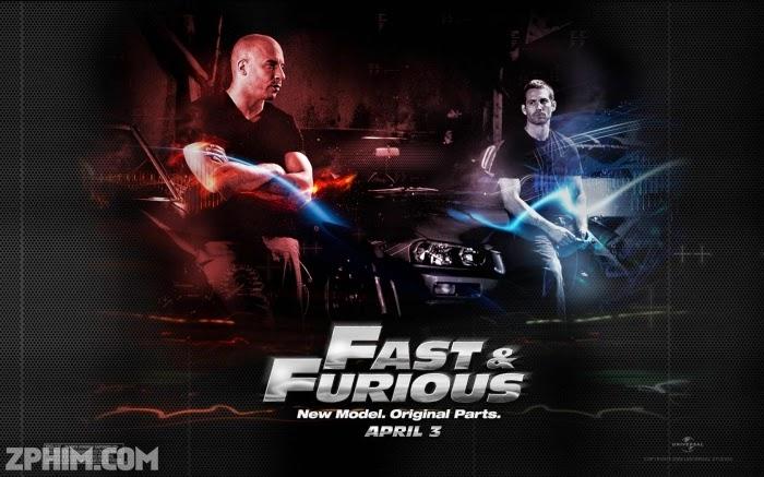 Ảnh trong phim Quá Nhanh Quá Nguy Hiểm 4 - Fast & Furious 1