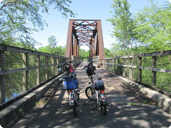 6b Trestle Bridge Over Suwannee River