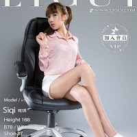 LiGui 2014.12.30 网络丽人 Model 司琪 [40+1P] cover.jpg