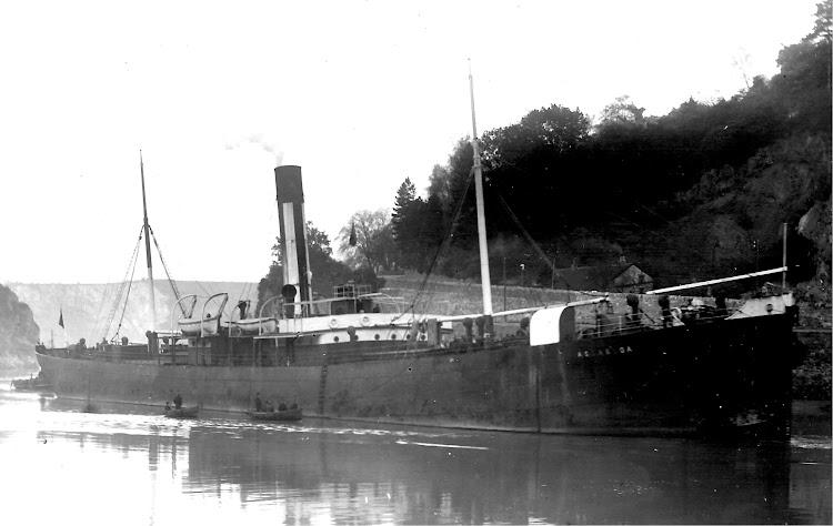 Vapor ASTARLOA en el canal de Bristol. Colección Jaume Cifre Sanchez.jpg