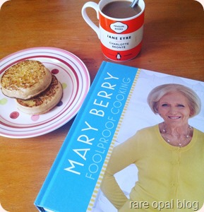 mary berry, foolproof cooking