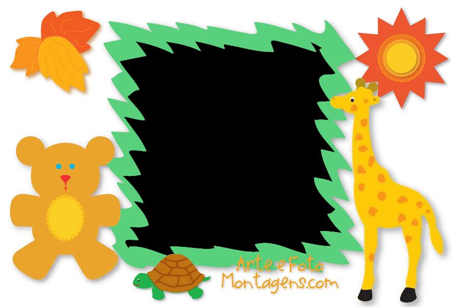 animais-Ursinho-Girafinha
