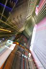 New York Abstrakt - Time Square