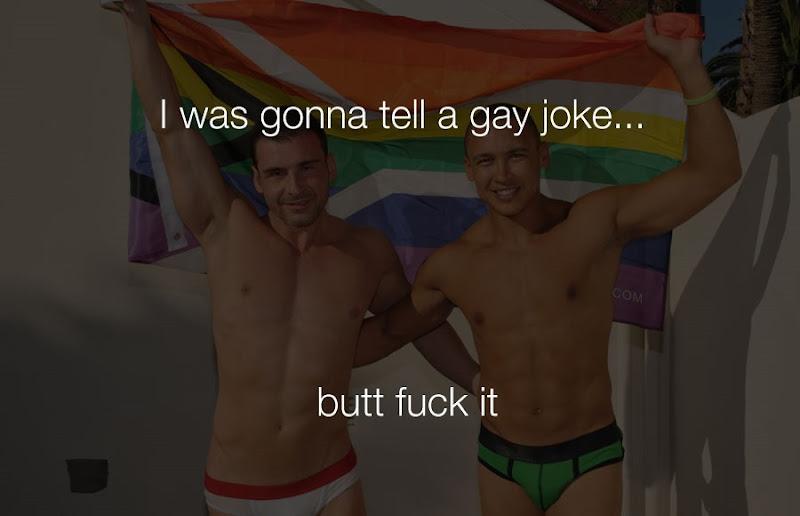 from Felipe trace cell phone gay joke