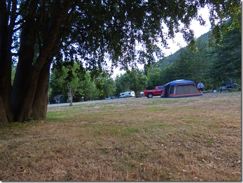 4th of July at Huntley Park near Gold Beach