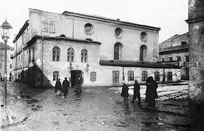Большая предместная синагога Львова