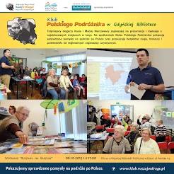 Spotkanie Klubu Polskiego Podróżnika - Ruszamy na Kaszuby