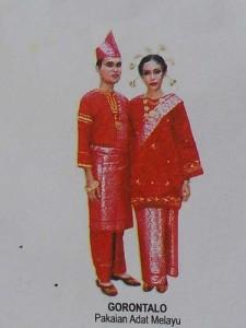Pakaian Adat Gorontalo Pakaian Tradisional Gorontalo 225x300 Pakaian Adat Tradisional Indonesia