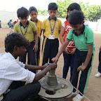 Making Diyas (Grade 4) 19.10.2016