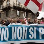 Milano non si piega