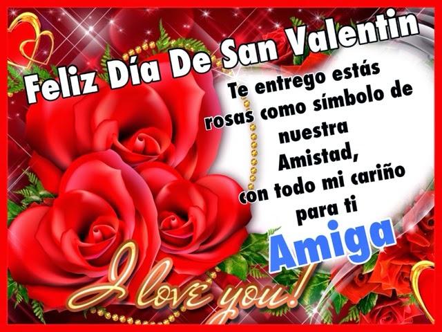 14 de febrero: Día del Amor y la Amistad (Día de San