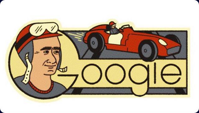Fangio-Doodle-Google