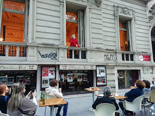 CUANDO EL DANUBIO ERA AZUL Domingo 24 de Octubre 17.30 hs en La Bilioteca Café