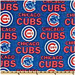 Chicago Cubs Cloth Diaper