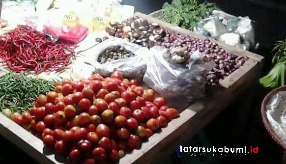 Harga Cabai Melonjak di 8 Pasar Tradisional Sukabumi