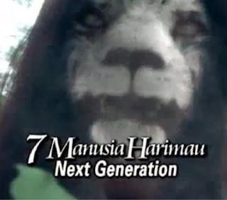 tokoh pitaloka jadi inyek di sinetron 7 manusia harimau next generation