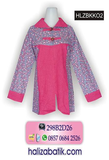 baju wanita, blus batik, jenis motif batik
