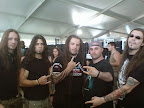 With legends SEPTIC FLESH (Greece)