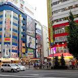 streets of Akihabara in Akihabara, Tokyo, Japan