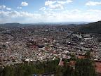 Blick auf Zacatecas
