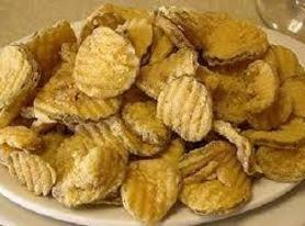 Hooters Restaurant Fried Pickles Recipe