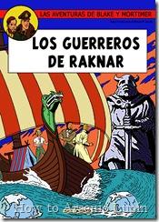 LOS GUERREROS DE RAKNAR-BLAKE Y MORTIMER (Inedito)