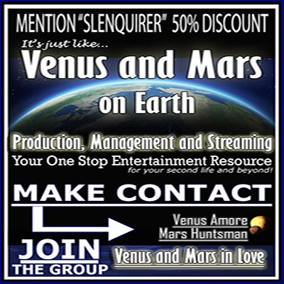 Venus & Mars on Earth