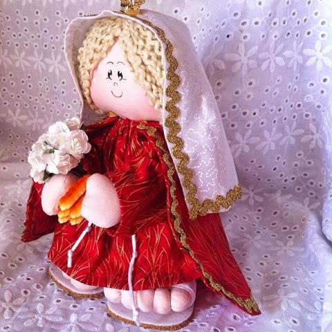 Boneca de Santa Isabel