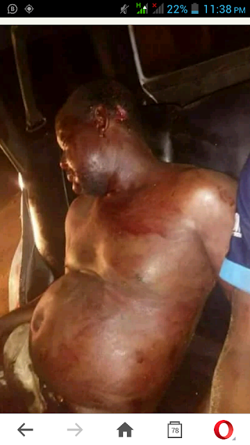 Armed Robbers Shoot Engineer Dead In Cross Rivers (Graphic Photos)