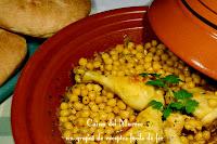 Tagin de pollastre i cigrons i el Gran Recapte del Banc d'Aliments