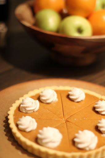 Pumpkin Pie! Texas Hill Country Resort Chef Cooks Up Thanksgiving Menu