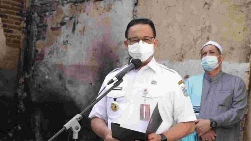 Marah karena 239 Pejabat Tak Jalankan Instruksi, Anies Baswedan: Malu
