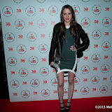 WWW.ENTSIMAGES.COM -   Rosie Fortescue  arriving at    Diet Coke Private Party  a Sketch Conduit Street  London January 30th 2013                                                    Photo Mobis Photos/OIC 0203 174 1069