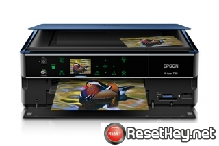 Reset Epson Artisan 730 End of Service Life Error message